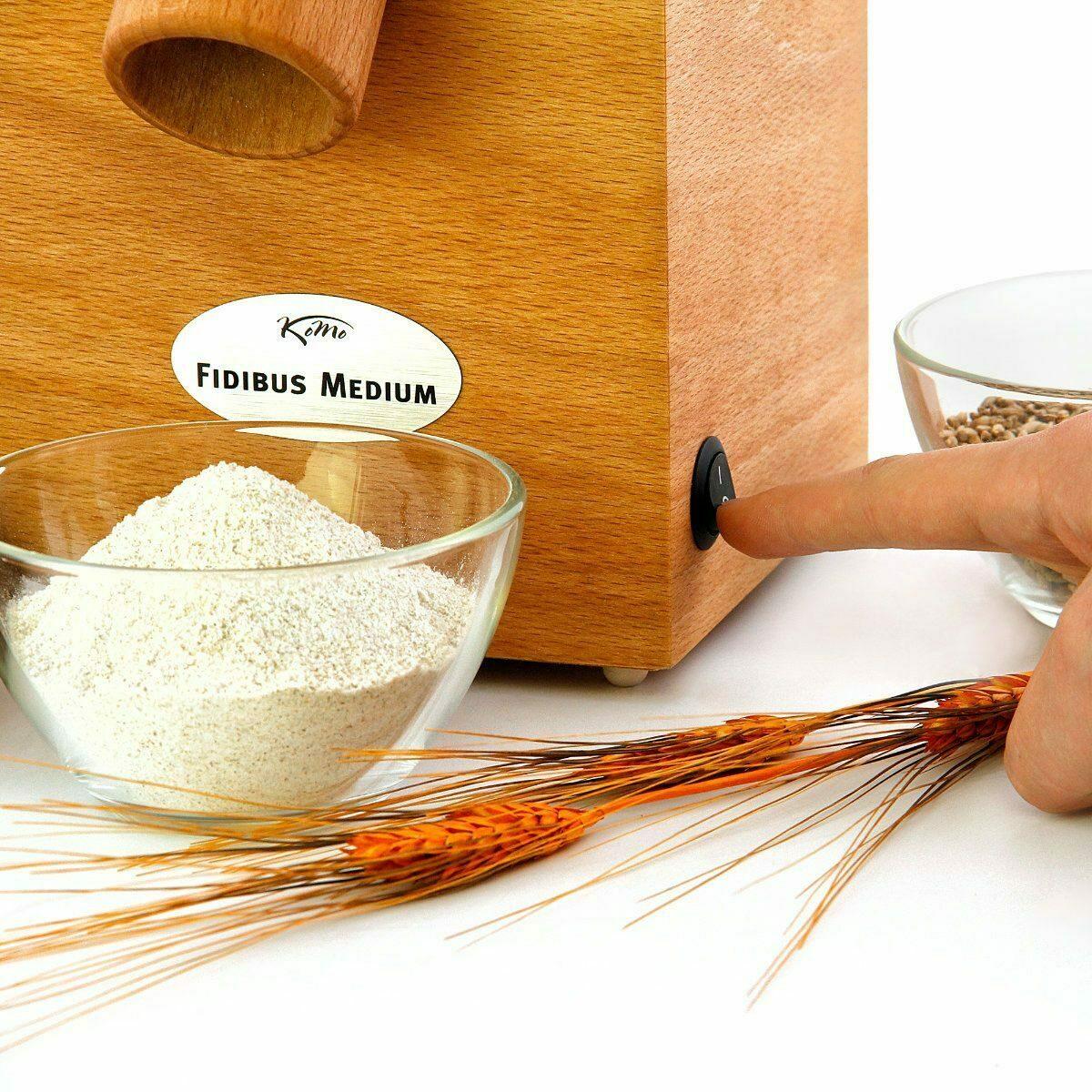 Getreidemühle Fidibus Medium