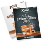 KoMo – Gutschein zum Ausdrucken