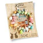 KoMo – Gutschein zum Ausdrucken – Ostern